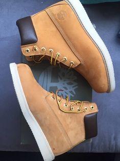 8ec17cbdcab Crea el look street style más hot de la temporada con botas Timberland en  color camel