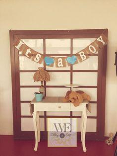 letrero colgante para baby shower weplanners events pinterest