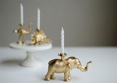 diy, plastic animals, crafts, candle holders, candles, dieren, plastic, kaarsjes, kaarsen, diertjes, bloempot, creatief