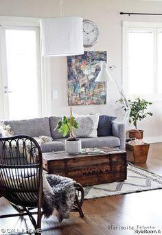 olohuone,olohuoneen sisustus,kodikas,värikäs