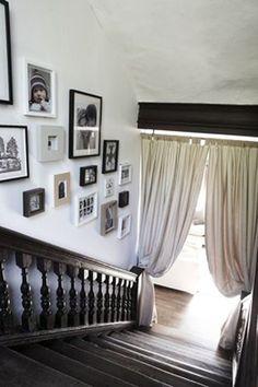 heavy drapes