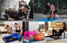 Edzés otthon - saját testsúlyos és eszközös edzés Hiit, The Row, Gym Equipment, Sports, Blog, Hs Sports, Blogging, Workout Equipment, Sport