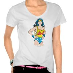 Wonder Woman Portrait Tshirt