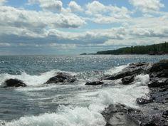 Lake Superior (Spencer Cove, Schroeder, MN)