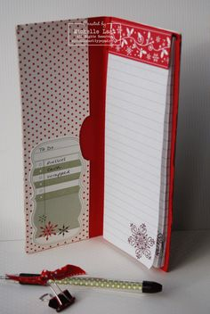 12 Days of Christmas - Day Eight Craft Ideas for Christmas - Stampin Up Demonstrator Michelle Last
