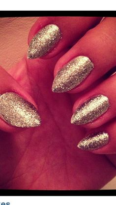 Pointy Nails #opiDSRADIANCE