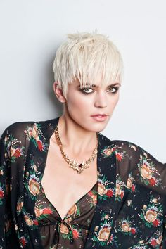 Pictures of Hairstyles for Short Hair