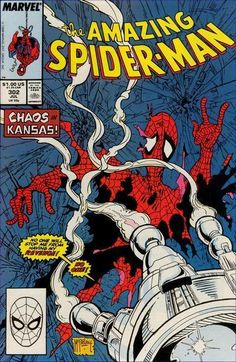Amazing Spider-Man 302