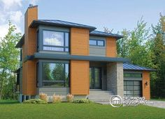 House plan W3713-V1 by drummondhouseplans.com