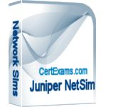 Certexams.com updated #Juniper Simulator with Designer for #JNCIA to include JWEB.  In #JWEB, several labs have been given to familiarize the user to configuring the network using GUI.   List of available labs may be viewed at: http://routersimulator.certexams.com/juniper-sim/labs/index.html  Free demo software may be downloaded at: http://routersimulator.certexams.com/juniper-sim/download-juniper-network-simulator.html