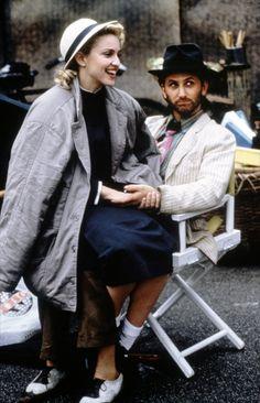 Madonna and Sean Penn | Essential Film Stars, Sean Penn http://gay-themed-films.com/film-stars-sean-penn/