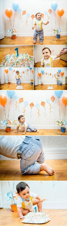69 ideas photography kids party for 2019 Children Photography, Family Photography, Book Infantil, Baby Tumblr, Wedding Boudoir, Photography Challenge, 1st Birthdays, Cake Smash, Boudoir Photography