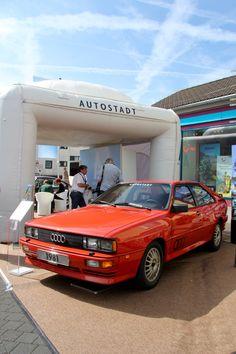 Autostadt @ Eifel-Rallye-Festival - AWR Magazin