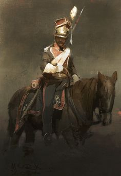 Don't miss this impressive collection of artworks made made polish freelance artist, Mariusz Kozik Military Art, Military History, Military Uniforms, Art Archive, Napoleonic Wars, Figure Painting, Character Concept, Sketches, Artwork