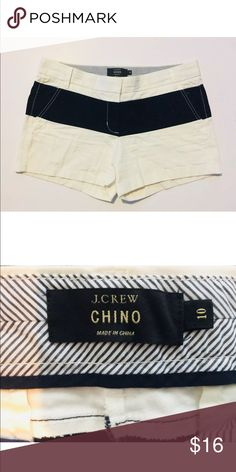 J.Crew Chino Short For sale are a pair of J.Crew shorts size 10, in great condition J. Crew Shorts