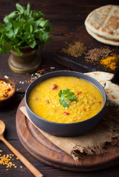 Zoodles are great, but whip up this fragrant and spicy chana dal recipe for an exotic flavor!