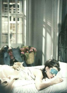 Scene from Breakfast at Tiffanys