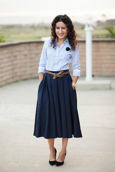 midi-skirt-petite-2 by Alterations Needed, via Flickr