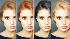 There are many reasons why you may want to change hair color in Photoshop. Perhaps your subject has recently dyed their hair and it doesn't look natural. Perhaps you want to see what you would look like with dark hair.