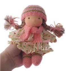 © TatiArt. Natural dolls and toys.: Куклы 20-40см