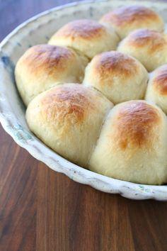 Butter Buns from Mak