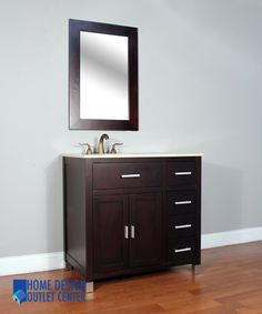 this bathroom vanity set has a side cabinet of moderate size which rh pinterest com