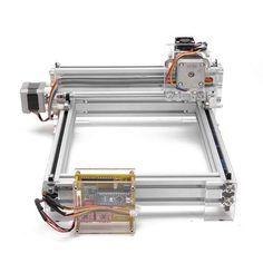 gravadora laser violeta cnc router 500mw engraving machine