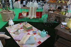 Craft your party area #faidate #fiera #bologna #diy #decorativeobject