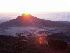 Mawenzi, Kilimanjaro, Tanzania (5149m)