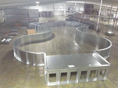 See the collection of Custom Steel Wall Inground Pool Kits that we can do. We sell kits in all shapes and can make one to custom fit your backyard today! Inground Pool Designs, Backyard Pool Designs, Pools Inground, Backyard Pools, Pool Decks, Backyard Ideas, Swimming Pool Kits, Swimming Pool Designs, Best Above Ground Pool