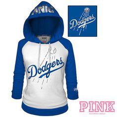 Los Angeles Dodgers Victoria's Secret PINK