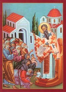 Photo by gkou St Basil's, Orthodox Icons, Crete, Saints, Painting, Vintage, Montessori, Christmas, Google