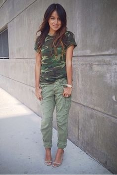 662f258b1 What to wear a camo shirt with  How to wear a camouflage shirt  How ...