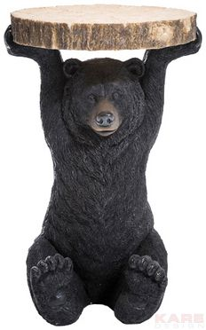 Side Table Bear
