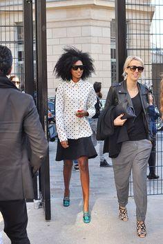 Paris Fashion Week, Oct 2014