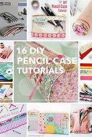 Are you searching for some DIY Pencil case tutorials for back to school season? This list is full of beautiful patchwork pouches, flat pencil cases, binder pencil cases & even a crochet pencil case! There are some great Pencil case projects in this post. Crochet Pencil Case, Pencil Case Pattern, Pencil Case Tutorial, Diy Pencil Case, Zipper Pencil Case, Pencil Cases, Pouch Pattern, Pencil Pouch, Diy Sewing Projects