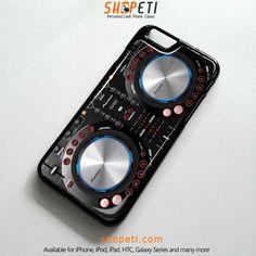 PIONEER DDJ WEGO Turntable DJ Case for iPhone Galaxy HTC iPad iPod