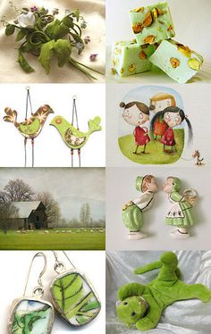 MOSSY MARVELS by Vickie Wade on Etsy--Pinned with TreasuryPin.com