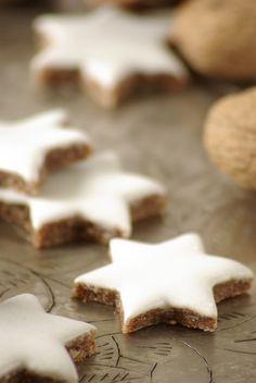 Zimtsterne  Cookies