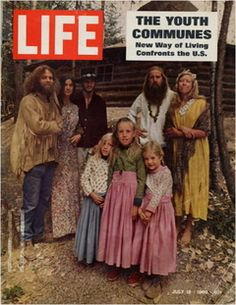 In 1969 the communes hit the news - will they be refound in 2050? Maybe the're not for all thouhg, it's an invidiualistic, free choice -kind of world we're talking a about