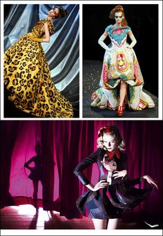 Couture costume