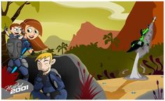kim possible and ron stoppable Kim Possible And Ron, Kim And Ron, Kim Possible Characters, Big Hero 6 Tadashi, Nickelodeon Cartoons, Disney And More, Light Of My Life, Cartoon Shows, Cartoon Wallpaper