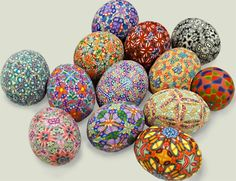 Polymer covered eggs | Flickr - Photo Sharing!