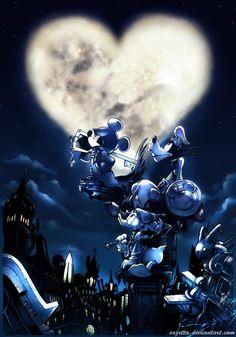 Modified Kingdom Hearts 1 Poster Riku, Kairi and Sora goes out to bring a place for the King! Enjoy :] All rights to Disney and Square-enix Kingdom Hearts Set Mickey Kingdom Hearts Wallpaper, Kingdom Hearts 1, Batman Tattoo, Galaxy Background, Disney Magic Kingdom, Star Wars Art, Star Trek, Anime, Sky