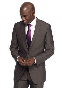 Bar III Light Grey Extra Slim-Fit Suit Separates - Bar III - Men ...