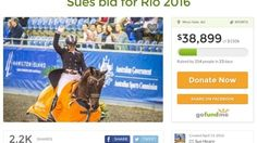 Australian athletes are using crowdfunding campaigns to get to the Rio Olympics