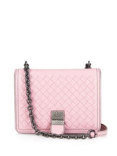 Intrecciato leather shoulder bag | Bottega Veneta | MATCHESFASHION.COM UK