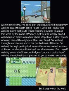 Your Epic Journey Begins...