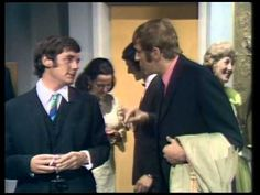 YouTube : The entirety of John Cleese's How to Irritate People, a 1968 pre-Python TV special co-starring Graham Chapman, Michael Palin, and Connie Booth.