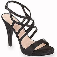 6edc4dff6481 Jacqueline Ferrar® Mandy Strappy Heels - jcpenney Black Strappy Heels